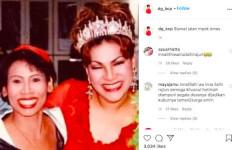 Komedian Omas Meninggal, Dorce Gamalama: Selamat Jalan Mpok - JPNN.com
