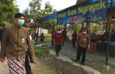 Ganjar Punya Rencana Besar untuk Dua Pasar Tradisional dekat Kawasan Borobudur - JPNN.com