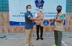 Relawan Gugus Tugas dan GP Ansor Distribusikan 20 Ribu Paket Bansos di Jabodetabek - JPNN.com