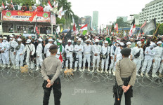 Berapa Jumlah Massa Aksi 1310 yang Diikuti FPI? Selisihnya kok Jauh Banget? - JPNN.com