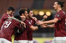 Milan Libas Parma, Sampdoria Memetik Hasil Bagus - JPNN.com