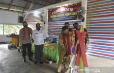 Bupati Obaja Resmikan Kampung Tangguh di Daerah Perbatasan - JPNN.com