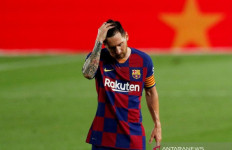 Duh, Messi Pesimistis Barca Bakal Juara Champions - JPNN.com
