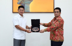 NOC Temui Wagub DKI Jakarta Muluskan Rencana Tuan Rumah Olimpiade 2032 - JPNN.com