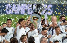 Ramos: Semua yang Disentuh Zidane Berubah jadi Emas - JPNN.com
