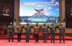 Pesan Penting Ahmad Basarah MPR Saat Berada di Markas Besar TNI - JPNN.com