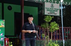 Mensos Juliari Ajak FBR Jadi Agen Perubahan Dalam Penerapan Disiplin Protokol Kesehatan - JPNN.com