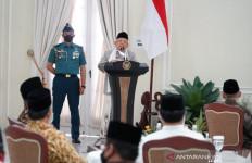 Wapres Ma'ruf Amin Mengingatkan Pentingnya Pesantren Menerapkan Protokol Kesehatan - JPNN.com