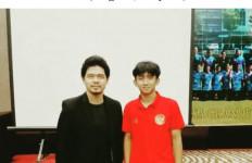 Bepe Beri Materi Motivasi untuk Timnas Indonesia U-16, Begini Kata Fiore dan Resa - JPNN.com