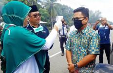 Update Corona 20 Juli 2020: Bupati Aceh Barat Sampaikan Kabar Gembira, Selamat! - JPNN.com