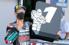 Lihat 5 Peristiwa Gila di MotoGP Spanyol dan Simak Apa Kata Quartararo - JPNN.com