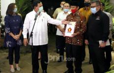 Gerindra dan PDIP Berkoalisi di Pilwako Tangsel, Ini Duet Pilihan Prabowo - JPNN.com