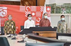 Gus Menteri Hadiri Penyerahan LHP LKPP 2019 - JPNN.com