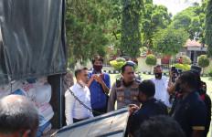 Top! AKBP Dony Setiawan Cs Bongkar Mafia Pupuk Bersubsidi - JPNN.com