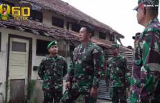 Jenderal Andika Kagum Melihat Pembangunan Barak Prajurit di Yogyakarta - JPNN.com