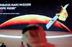 UEA Bakal Jadi Arab Pertama di Mars - JPNN.com