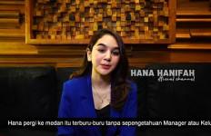 Hana Hanifah Akhirnya Beri Klarifikasi Soal Kasus Prostitusi - JPNN.com