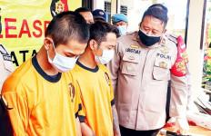 Pengumuman, SB dan MJ Telah Tertangkap, Acong Masuk DPO - JPNN.com