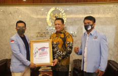 Bersama MAPANCAS, Bamsoet Ajak Kaum Muda Majukan Perekonomian Indonesia - JPNN.com