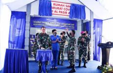 Laksamana Yudo Resmikan Penggunaan Rumah Sakit Darurat Covid-19 TNI AL, Punya Peralatan Canggih - JPNN.com