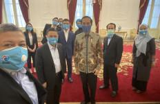 Pertama Kali Terjadi, Berat Badan Jokowi Turun 3 Kilogram - JPNN.com