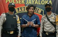 Satu Tahun Buron, Septa Nugraha Ditangkap Saat Mudik ke Kampung Halaman - JPNN.com