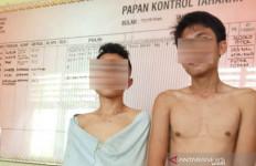 Dua Pemuda Nyaris Tewas Diamuk Warga, Satu Unit Sepeda Motor Hangus Dibakar, Oh Ternyata - JPNN.com