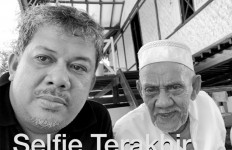 Berita Duka, Ayah Fahri Hamzah Meninggal Dunia, Ini Foto Terakhir Mereka - JPNN.com