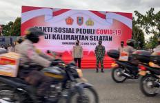 Ratusan Babinsa dan Bhabinkamtibmas Bergerak Usai Mendengar Pesan Panglima TNI, Semoga Berhasil - JPNN.com