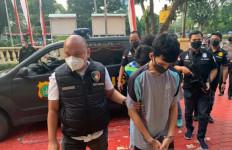 3 Begal Bersenjata Celurit di Depok Diringkus Polisi, Nih Tampangnya - JPNN.com