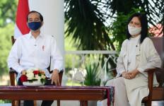Ibu Negara Iriana Jokowi Sudah Lama Tak Muncul, Ada Apa Ya? - JPNN.com