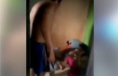 Pria Penganiaya Anak yang Sempat Viral di Medsos Akhirnya Ditangkap Polisi - JPNN.com