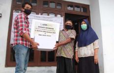 AFPI dan Andreas Eddy Bagikan Bantuan untuk Masyarakat Malang Raya - JPNN.com