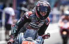 FP3 MotoGP Prancis: Fabio Quartararo Tercepat dan Rossi Tergelincir - JPNN.com