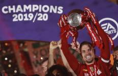 Jordan Henderson Terpilih Sebagai Pemain Terbaik Liga Inggris - JPNN.com