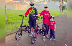 Dicap Norak dan Pamer Pakai Sepeda Lipat, Uut Permatasari Bilang Begini - JPNN.com