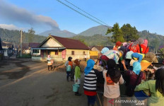 Gunung Raung Batuk-Batuk, Simak Imbauan BPBD Jember - JPNN.com