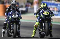 Ada yang Berbeda dari Valentino Rossi, Lihat Videonya - JPNN.com