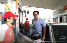 Mau Isi Bensin di SPBU, Andre Taulany Malah Lupa Bawa Dompet, Ini yang Terjadi - JPNN.com
