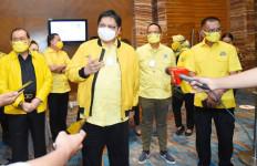 Airlangga Minta Kader Menangkan Calon Golkar di Pilkada 2020 - JPNN.com
