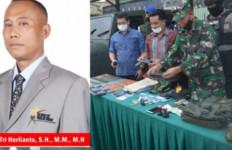 Dosen UBL Tri Herlianto Menipu Kolega Bisnis dengan Modus Mengaku Perwira TNI - JPNN.com