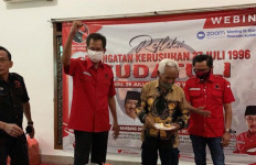 Saat Peringati Peristiwa Kudatuli, Adi Sutarwijono: PDIP Dijaga dengan Darah, Keringat dan Air Mata - JPNN.com