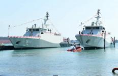 Perkuat TNI AL, KSAL Resmikan Dua Kapal Perang Terbaru, Ini Spesifikasinya - JPNN.com