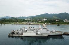Dua Kapal Perang TNI AL Merapat di Lanal Mamuju, Ada Apa? - JPNN.com