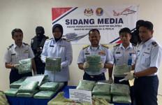 5 WNI Tertangkap Menyelundupkan 230 Kg Ganja ke Malaysia, Pemerintah Tetap Hadir untuk Mereka - JPNN.com