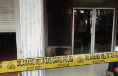 Kantor PAC PDIP Megamendung Bogor Dihujani Bom Molotov, Begini Kata Polisi - JPNN.com