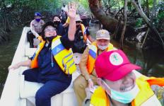 Menteri Siti Mengunjungi Kawasan Hutan Sosial di Bangka Belitung - JPNN.com