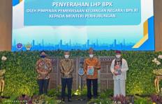 Kemenhub Raih Predikat WTP dari BPK - JPNN.com