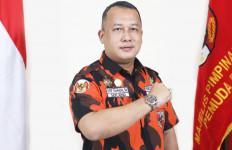 Pemuda Pancasila Berharap Jokowi Reshuffle Kabinet dan Jauhi Politik Balas Budi - JPNN.com