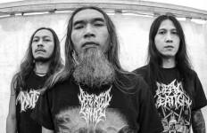 Rayakan 25 Tahun, Death Vomit Rilis Album Baru - JPNN.com